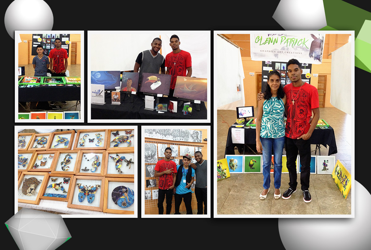 BAY Belmopan active youths art fest 2015 blog image