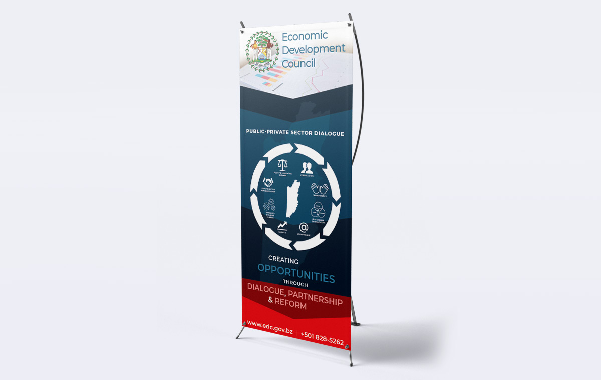 portfolio-item-standing-banner-economic-development-council-belize