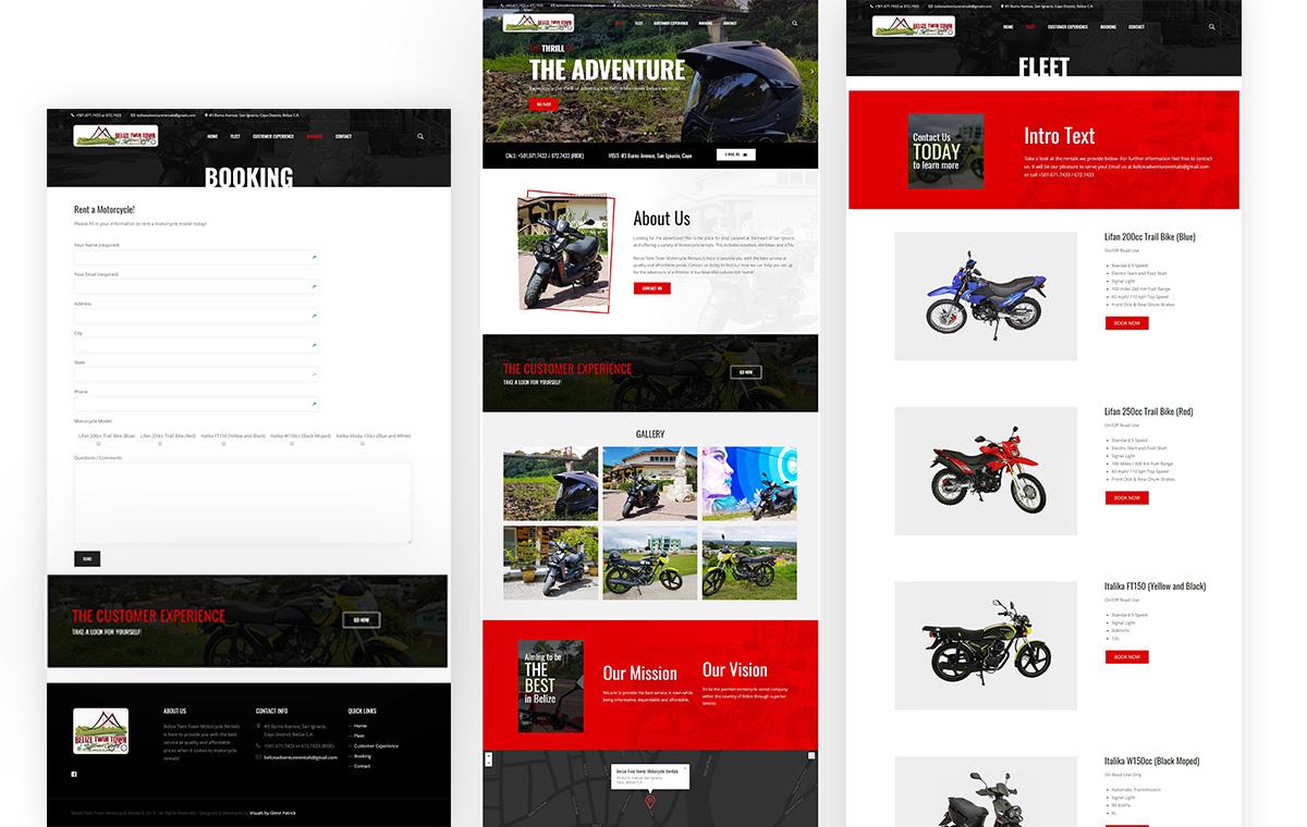 portfolio-item-website-belize-adventure-rentals